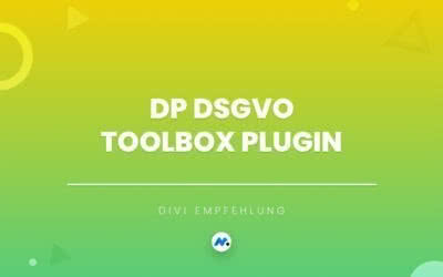 DP DSGVO Toolbox Plugin