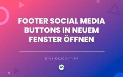 Social Media Buttons Footer in neuem Fenster öffnen